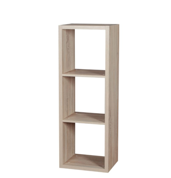 Oak sonoma bookcase 40x110